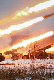 В Южной Осетии российские артиллеристы отработали стрельбу из тяжелых орудий в горах