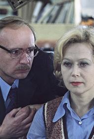 Немоляева заявила, что вместе с Мягковым «ушел целый кусок» ее жизни
