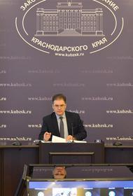Вопросы создания единого информресурса о земли обсудили депутаты двух регионов