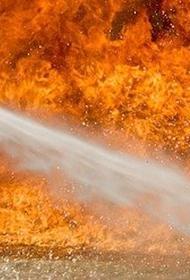 Трое детей погибли при пожаре в жилом доме в Кирове
