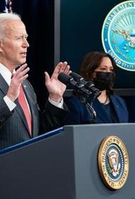 Президент США Джо Байден обвинил Россию в атаках на Запад