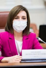 Санду обвинила западных партнёров в задержке вакцинации в Молдавии