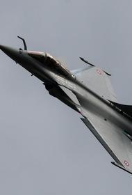 Avia.pro: перехваченные над Черным морем истребители Франции хотели устроить провокацию у границ Крыма