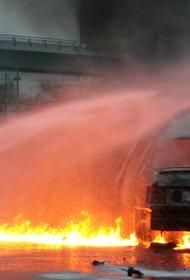 Мэру свердловского города Артемовский минувшей ночью сожгли машину