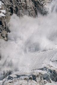 35 лавин сошли на Северном Кавказе за два дня
