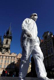 В Чехии вводят обязательное ношение респираторов