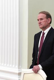 Медведчук считает, что санкции в отношении него и его семьи введены незаконно