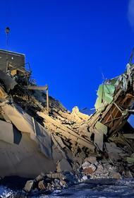 Спасатели при разборе завалов на фабрике в Норильске обнаружили двух погибших работников
