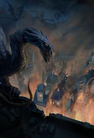 Гондолин, величественный город Белерианда во вселенной Толкина
