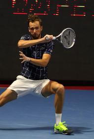 Фигуристка Евгения Медведева призвала поболеть за теннисиста Даниила Медведева.  «Нереальный матч. Смотрите финал»