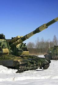 Более 35 РСЗО «Торнадо-Г» и самоходных гаубиц поступит на вооружение ВС РФ