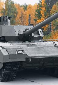 Несколько стран рассматривают экспортную версию «Арматы» в качестве основного боевого танка