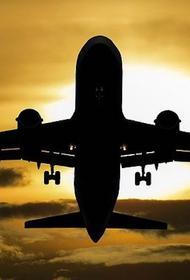 В США на жилой квартал упала крупная деталь самолета