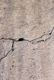 У западного побережья США произошло землетрясение магнитудой 5,1