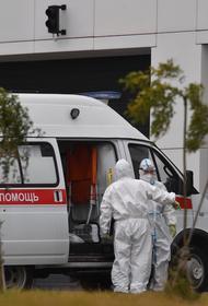 В России за сутки скончались 417 пациентов с коронавирусом