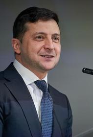 Зеленский ответил на вопрос о завершении строительства дамбы на Северо-Крымском канале