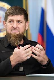 Кадыров пригласил ливийский спецназ на обучение в Чечню