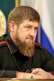 Кадыров заявил, что Уруский рассказал ему государственную тайну