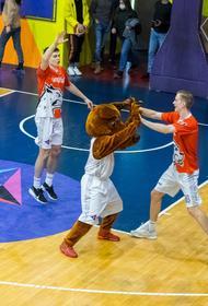 «Русичи» в баскетболе уступили «Победной стае»