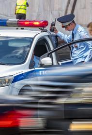 На Ленинградском шоссе в Москве произошло ДТП с тремя автомобилями