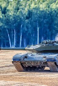 Стартовало серийное производство танков Т-90М