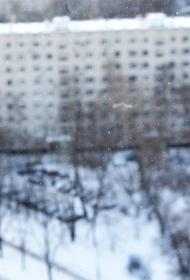Прошедшая ночь в Москве стала самой холодной с начала зимы
