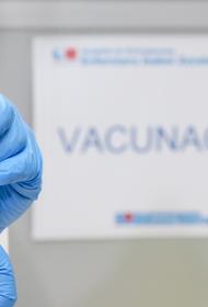 На Украине начали вакцинацию от коронавируса