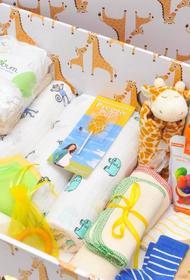 В Хабаровске начнут вручать наборы для новорожденных