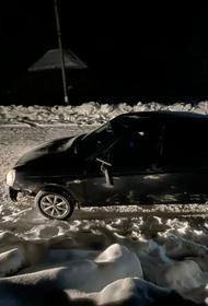 В Башкирии на трассе Уфа-Оренбург столкнулись 39 автомобилей. В ДТП пострадали 10 человек