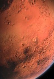 Китайский беспилотник достиг орбиты Марса