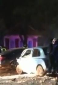 В Благовещенске женщина погибла в ДТП, пытаясь скрыться на своем автомобиле от экипажа ГИБДД