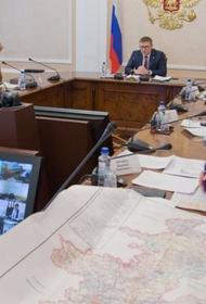 Губернатор Челябинской области провел заседание по ликвидации последствий стихии