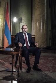 Пашинян заявил, что вопрос его ухода должен решить народ: «пусть расстреляет меня на площади»