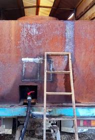 На Кубани преступная группа полгода промышляла кражей топлива из нефтепровода