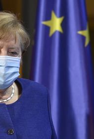 Меркель сообщила о договоренности лидеров ЕС ввести сертификаты о вакцинации