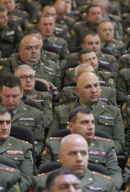 Командование Вооруженных сил Армении потребовало отставки Пашиняна
