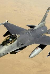 Bloomberg: ВВС США нанесли ракетный удар по Сирии
