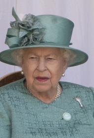 Королева Елизавета II сравнила пандемию COVID-19 с чумой
