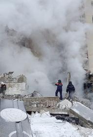 МЧС опубликовало кадры с места взрыва в Нижнем Новгороде, есть пострадавшие