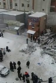 Местная жительница рассказала о взрыве в доме в Нижнем Новгороде