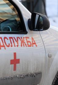 В Ижевске шесть человек пострадали в результате наезда автобуса на опору ЛЭП