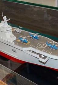 В Керчи, на заводе «Залив» началось строительство УДК, которые заменят неполученные от Франции «Мистрали»