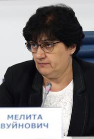Представитель ВОЗ в России дала совет тем людям, которые не прививаются от коронавируса: сидеть дома
