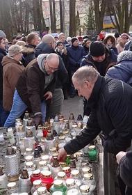 Антисоветских подпольщиков в Польше признали героями