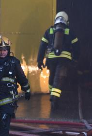 Три человека погибли при пожаре в частном доме под Волгоградом