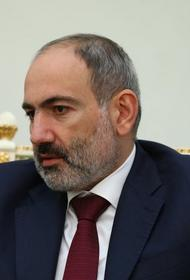 Противники Пашиняна ворвались в здание правительства в Ереване