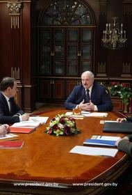 Лукашенко заявил, что Белоруссия и Россия не нуждаются в слиянии