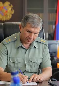 Противостояние Генштаба ВС Армении и Никола Пашиняна вошло в острую фазу