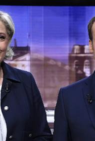 Макрон не пройдет? Во Франции набирает популярность Марин Ле Пен