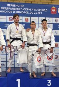 Челябинские дзюдоисты выиграли 13 медалей на первенстве УрФО